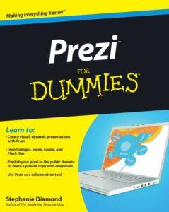 Prezi for Dummies: by tephanie Diamond
