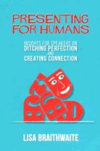 Presenting for Humans: Insights for Speakers on Ditching Perfection and Creating Connection
